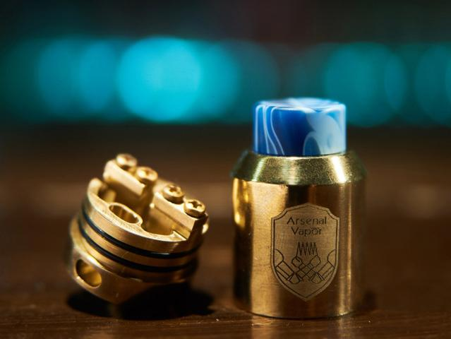 Arsenal Vapor RDA: отечественный дрипопром не дремлет