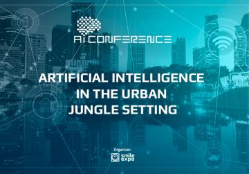 Artificial intelligence in the urban jungle setting