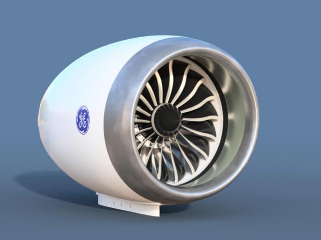 Авиамоделист из Испании напечатал функциональную копию двигателя Boeing