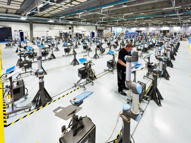 Автоматизация – это спасение экономики