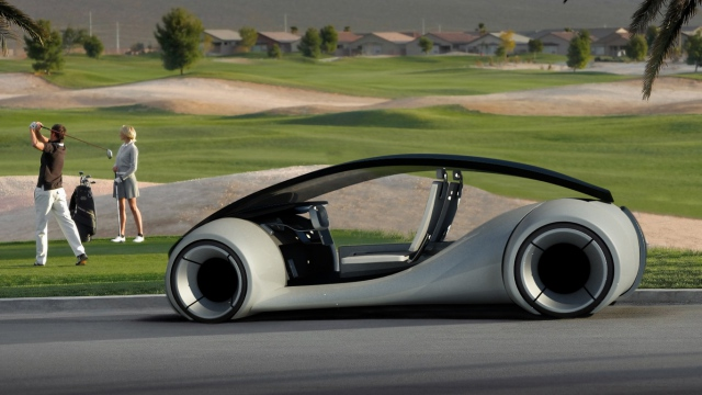 Auto Industry Responds to Prospect of Apple Electric Car