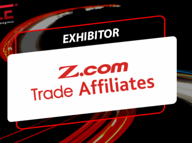 Badge sponsor at RACE – Z.com Trade