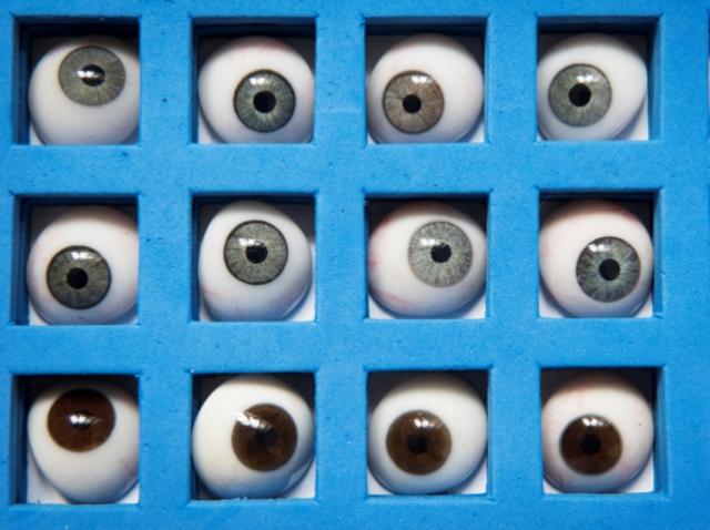 Бельгийские учёные создали уникальный 3D-печатный протез глаза