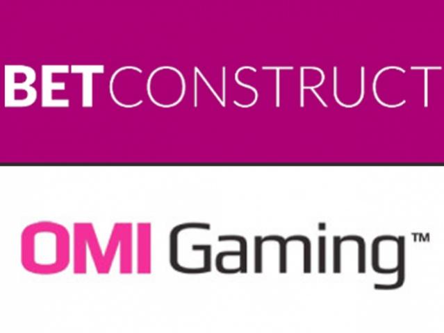 BetConstruct добавит на свою платформу игры от OMI Gaming