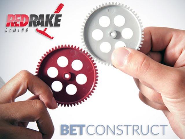 BetConstruct will add Red Rake Gaming games to its platform