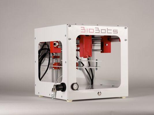 BioBots - 3D-принтер для печати живых тканей