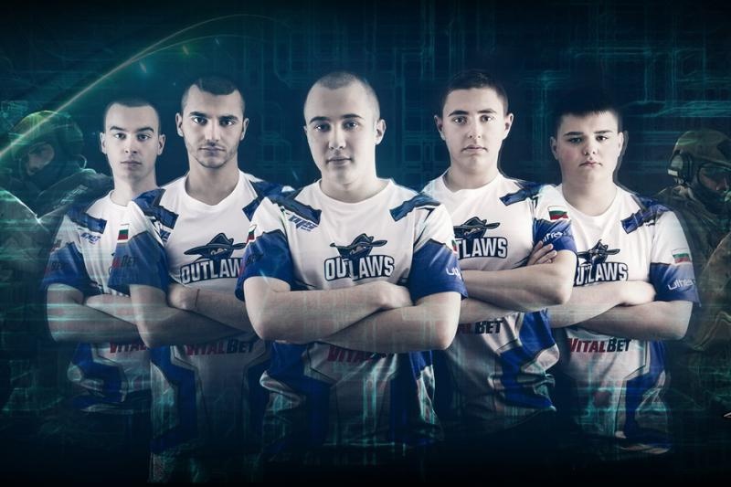 Former Outlaws players signed a contract with Ukrainian club