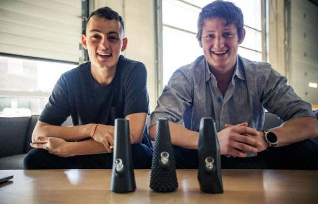 Благодаря 3D-печати Printabowl выводит дизайн курительных трубок на новый уровень