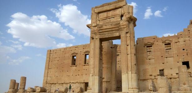 Благодаря 3D-технологиям восстановят храм, разрушенный ИГИЛ