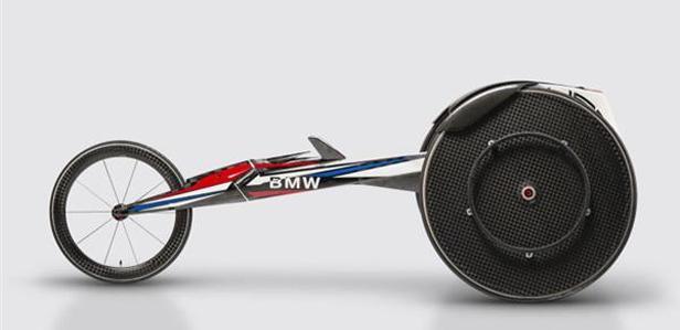 BMW использовала 3D-печать для создания нового снаряжения для паралимпийцев