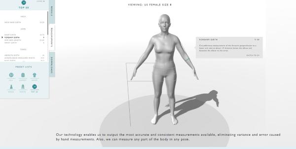 Body Labs разрабатывает 3D-модели персональных бронежилетов для солдат