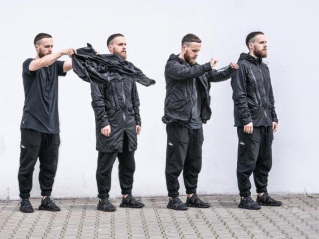 Бренд Riot Division виводить на Kickstarter унікальну куртку-трансформер