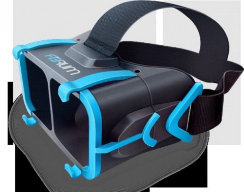 Be the first to test new Fibrum AR headset at Robotics Expo!