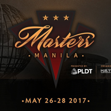 Capital of the Philippines will host The Masters on Dota 2 with $250 thousand prize fund.