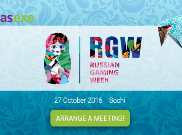 CASEXE announces the participation in RGW Sochi and a discount giveaway
