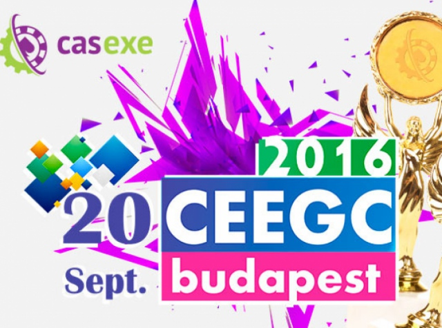 CASEXE wins two awards at CEEGC 2016!