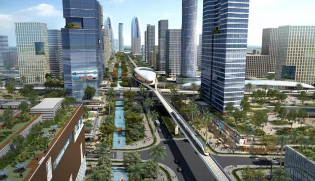 Через два роки в Японії з'явиться унікальний смарт-мегаполіс