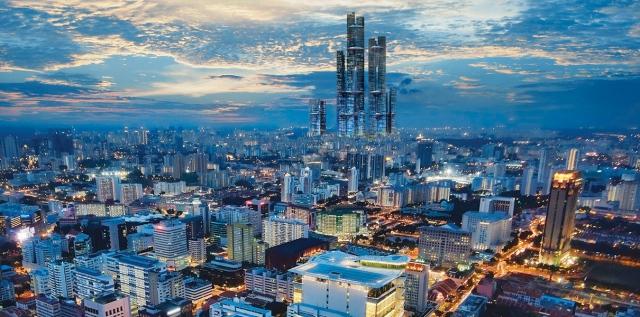 Щоб компенсувати дефіцит землі, міста будуватимуть вгору