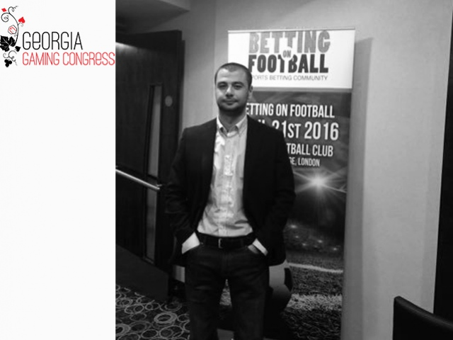 Creating a casino business model: Lasha Machavariani's presentation at the Georgia Gaming Congress