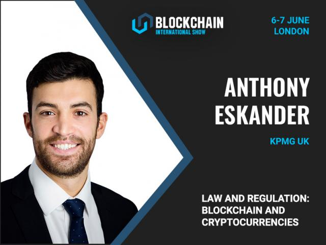 Crypto Sphere Regulations in Different Countries: Anthony Eskander, Barrister at KPMG UK, Will Provide Examples