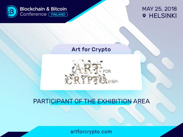 Cryptographic Art: V E S A from Art for Crypto Will Become a Participant of the Demozone