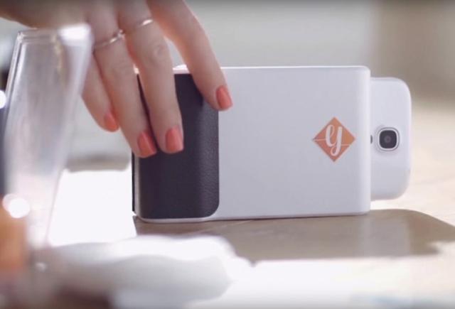 Cтворено принтер-кейс для смартфона