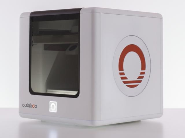 Cubibot – новый 3D-принтер для дома