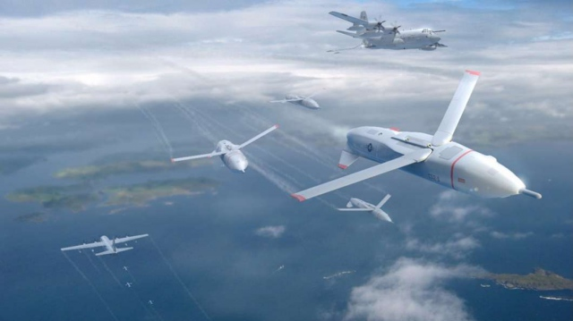 DARPA создала систему против столкновений дронов и самолетов