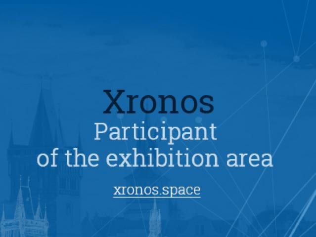 Decentralizovaná platforma XPONOΣ se účastní demo zóny