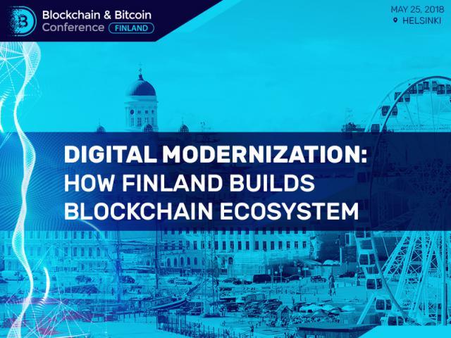 Digital modernization: how Finland builds blockchain ecosystem