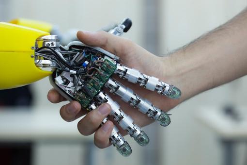 Дмитрий Гришин, Grishin Robotics: российский рынок робототехники отстает от мирового