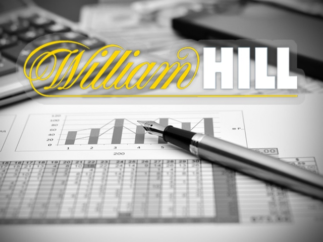 William Hill revenue grew due to online services