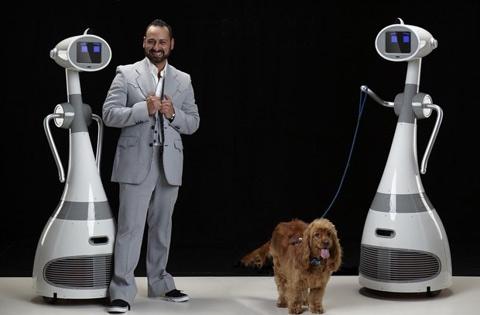 Домашние роботы. Домашние животные – прошлый век. Купите домашнего робота