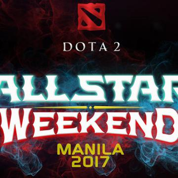 Dota 2 All Star Weekend Manila involves Virtus.pro G2A and TnC Pro Team