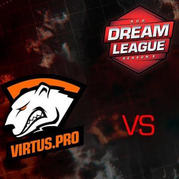 """DreamLeague S8: Na'Vi team received a reciprocal """"thank you"""" from Virtus.pro"""