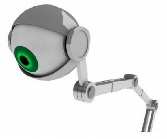 Дронам встроят искусственные глаза, как у насекомых