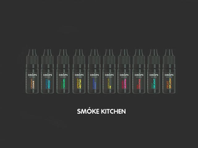 Drops by SMOKE KITCHEN – эксклюзивные вкусы в твоём бачке