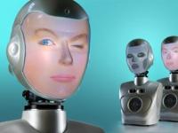 SOCIBOT-MINI: Многоликий интерактивный робот