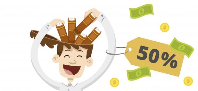 The enormous webmaster commission raise from Еdu-affiliates.com!