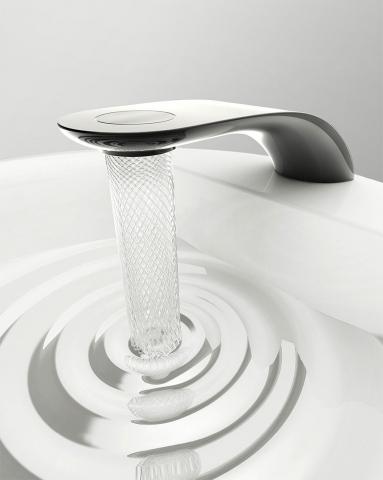 Water saving of incredible beauty