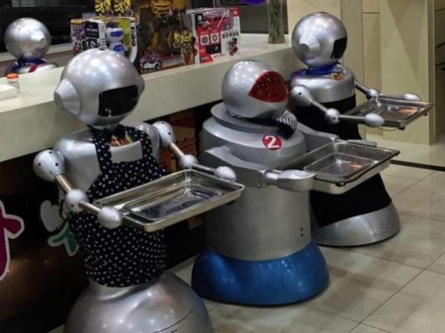 Экспресс-обзор последних новостей из мира роботов