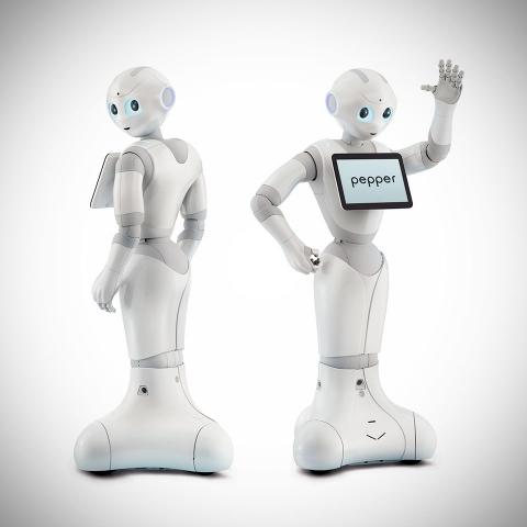 Эмоциональный робот был избит за шутку