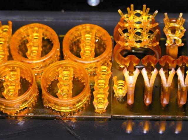 EnvisionTEC представляет 3D-принтер для печати драгоценностей – Micro Plus cDLM