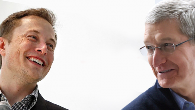 If Apple gets into the car business, its biggest competitor won't be Tesla