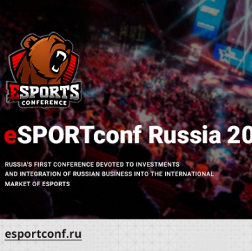eSPORTconf Russia 2016: from top to bottom about eSports business in the Russian Federation