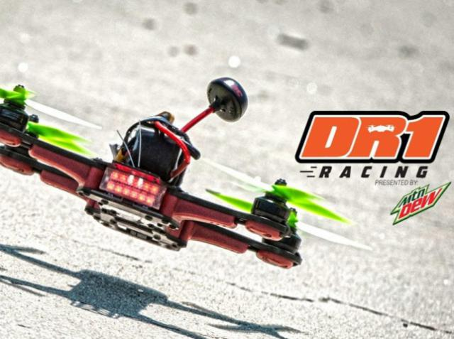 Eurosport will broadcast World Drone Racing Championship