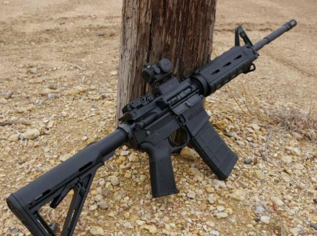 Эволюция 3D-печатного оружия