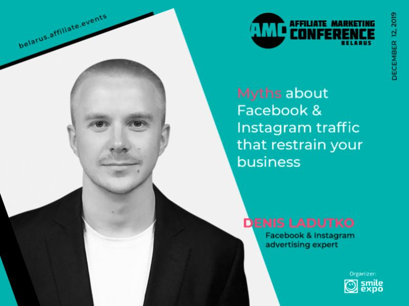 Facebook & Instagram Advertising Expert Denis Ladutko Will Dispel Myths About Traffic