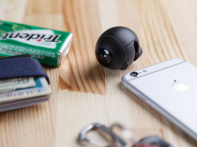 Fishball для iPhone: 360-градусные фото и видео теперь доступны для «яблочников»