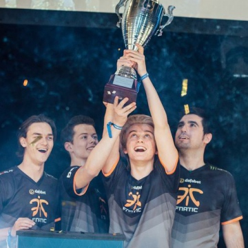 Fnatic takes home $100 grand and a Champion's title in Heroes of the Storm